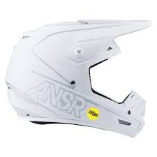 Answer Racing Answer Racing Evolve 3 Mips White Large Helmet