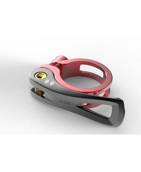Box Components Box Quick Release 31.8mm Red Seat Clamp