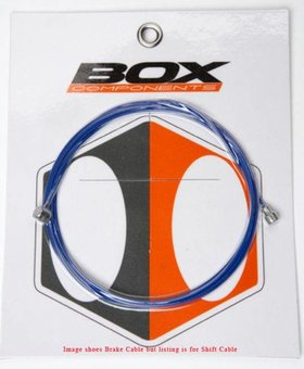 Box Components BRAKE CABLE BOX NANO WIRE BLUE
