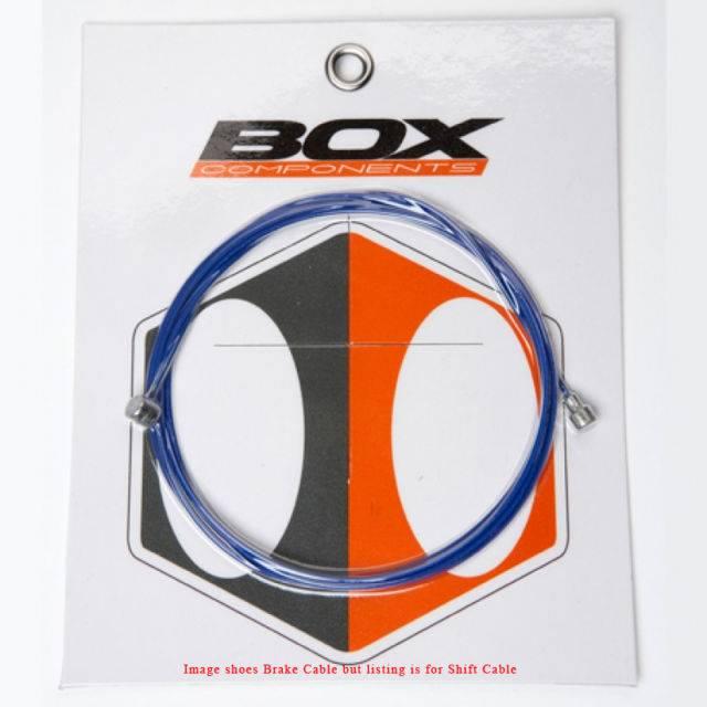 Box Components BRAKE CABLE BOX NANO WIRE BLUE