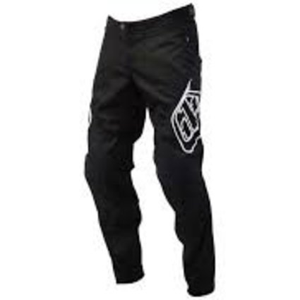 Troy Lee Designs Troy Lee Sprint Black Size 30 Pants