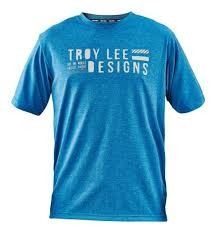 Troy Lee Designs Troy Lee Network Dirty Blue XLarge Jersey