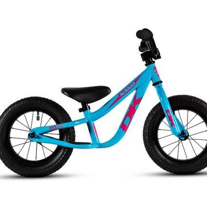 """DK 2018 DK Nano 12"""" Blue Balance Bike"""