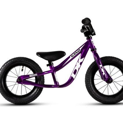 """DK 2018 DK Nano 12"""" Purple Balance Bike"""