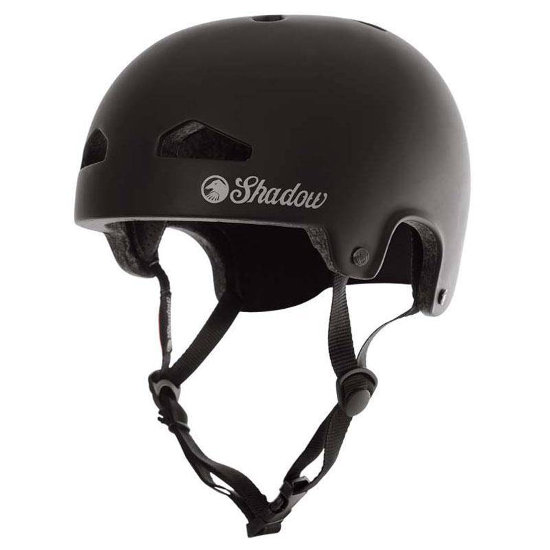 Shadow Conspiracy Shadow Conspiracy Feather Weight Matte Black SM/MD Helmet