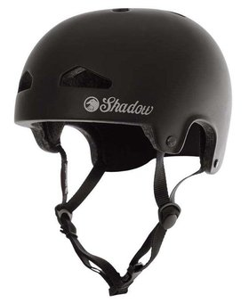 Shadow Conspiracy Shadow Conspiracy Feather Weight Matte Black LG/XL Helmet