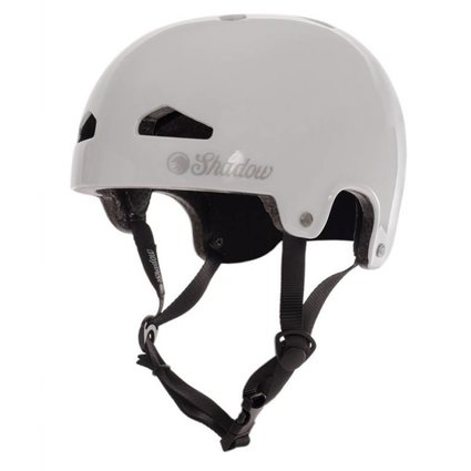 Shadow Conspiracy Shadow Conspiracy Feather Weight Gloss White SM/MD Helmet
