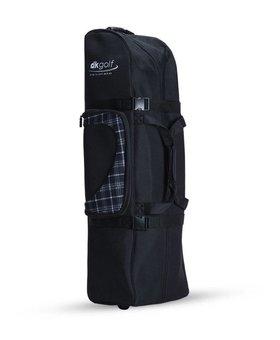 """DK DK """"GOLF"""" Bike Fligt Black/Plaid Bag"""