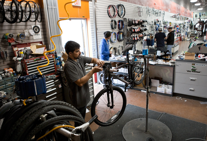 Gordy's Bicycle Repair