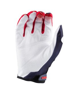 Answer Racing 2017 Answer Syncron White/Red XLarge Gloves