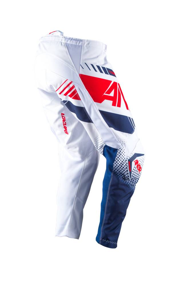 Answer Racing 2017 Answer Syncron White/Red Size 32 Pants
