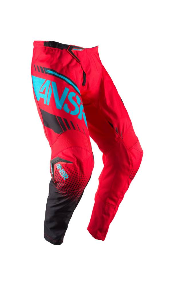 Answer Racing 2017 Answer Syncron Red/Teal Size 22 Pants