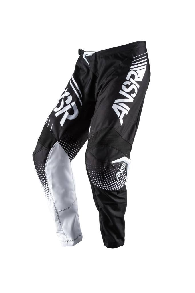 Answer Racing 2017 Answer Syncron Black/White Size 28 Pants