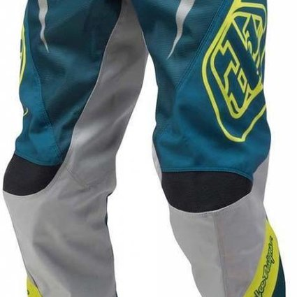 Troy Lee Designs Troy Lee Sprint Reflex Dirty Blue Size Y28 Pants