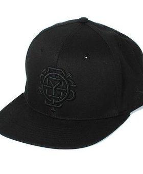 Odyssey Odyssey Monogram Black Snapback Hat