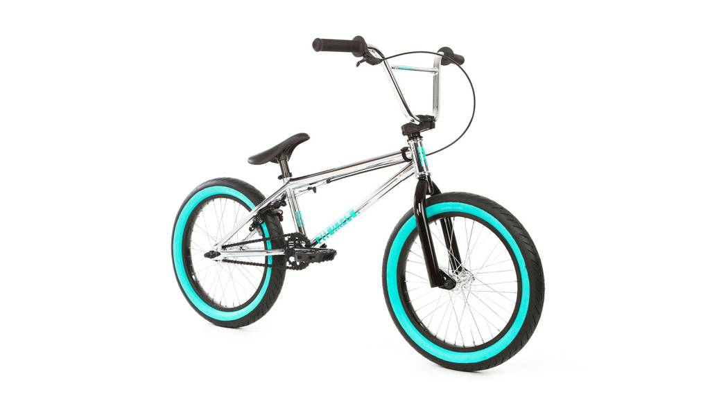 Fit 2018 Fit Eighteen Chrome Complete Bike
