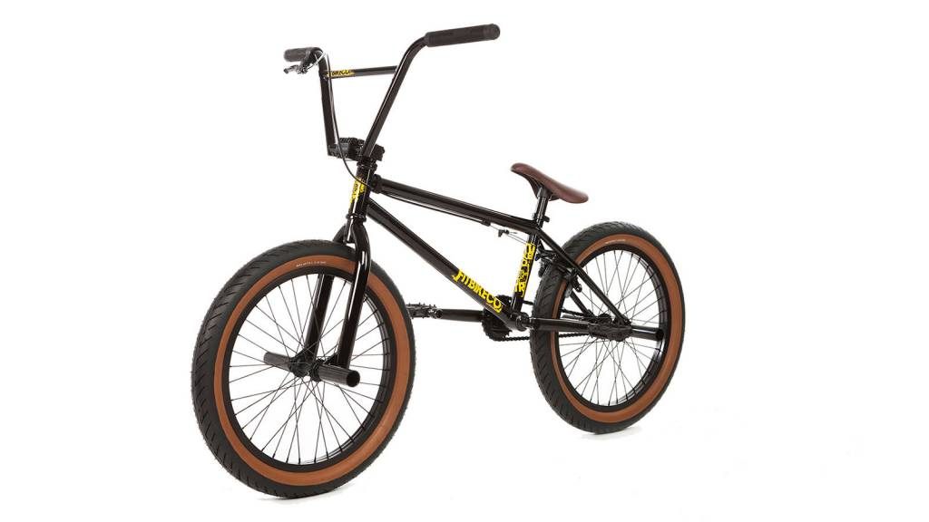 Fit 2018 Fit Street Gloss Black Complete Bike