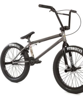 Fit 2018 Fit Street Matte Clear Complete Bike