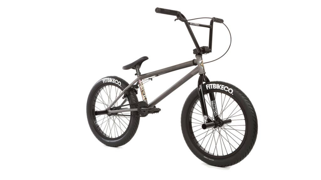 Fit 2018 Fit Street Matte Clear Complete Bike