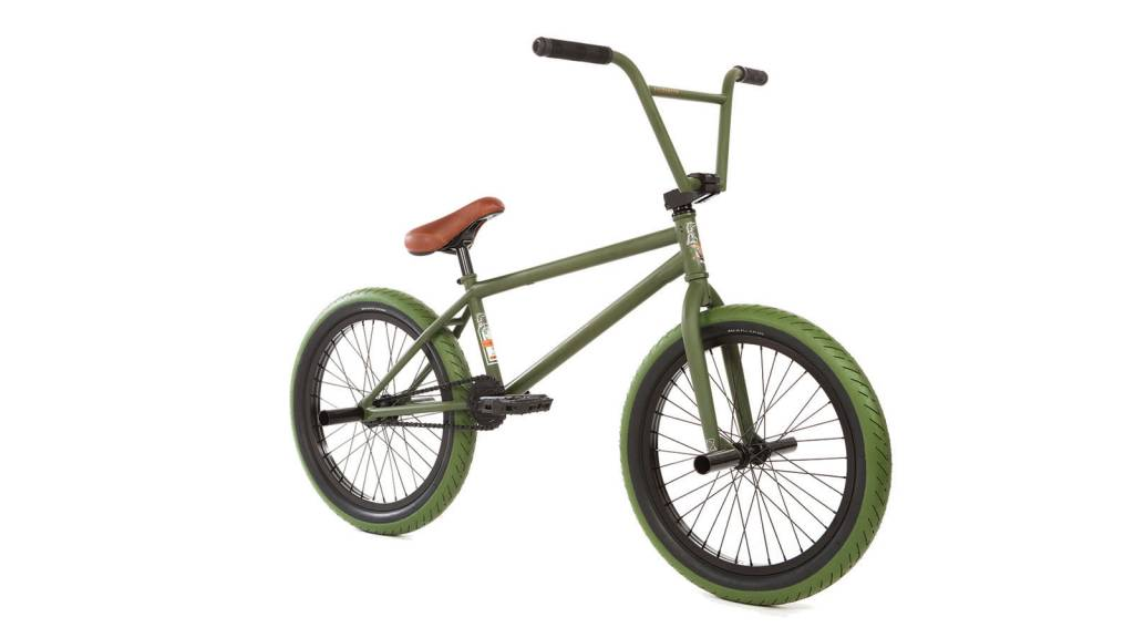 Fit 2018 Fit Begin F/C Army Green Complete Bike