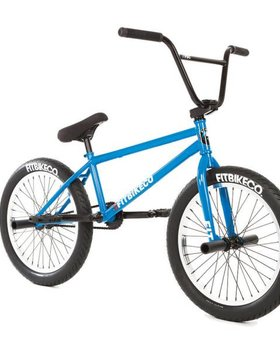 Fit 2018 Fit Corriere F/C Laguna Blue Complete Bike