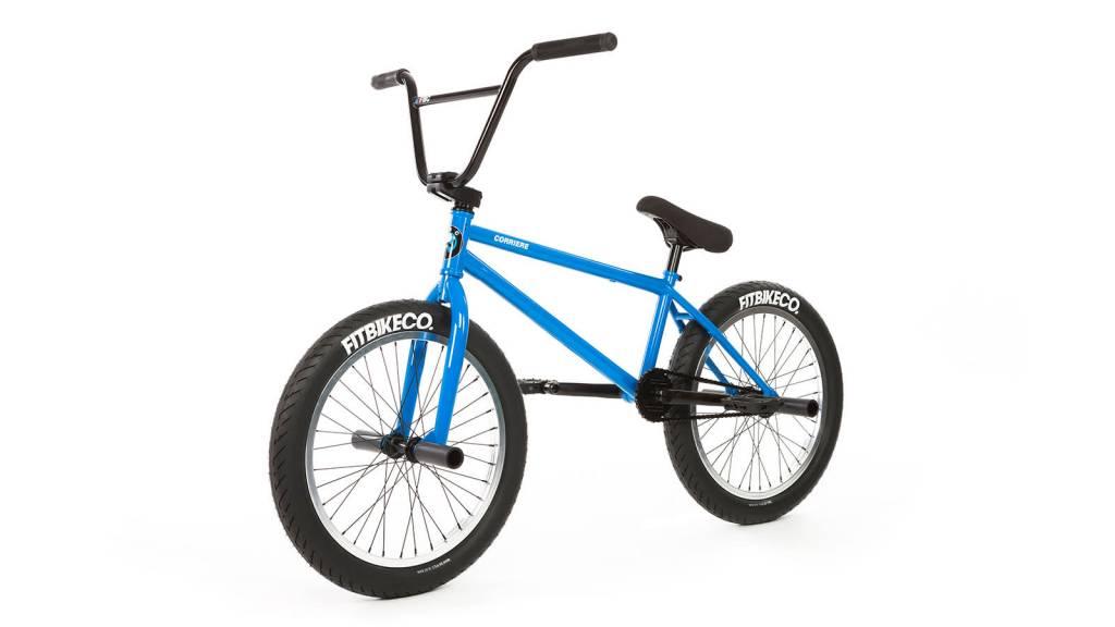 Fit 2018 Fit Corriere F/C Laguna Blue Complete Bike