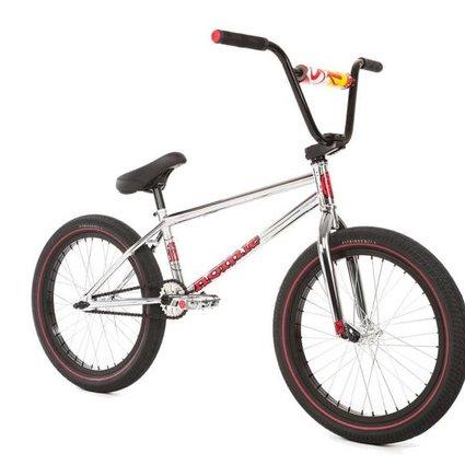 Fit 2018 Fit MAC Chrome Complete Bike (Homie)