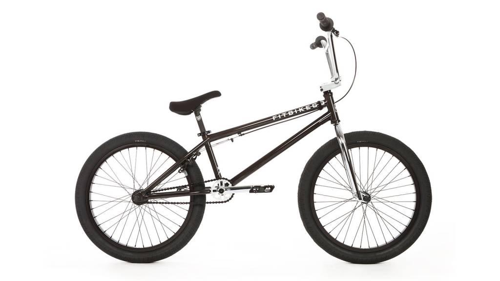 "Fit 2018 Fit BF 22"" Trans Black Complete Bike"