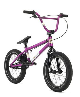 "Fit 2018 Fit Misfit 16"" Plum Complete Bike"