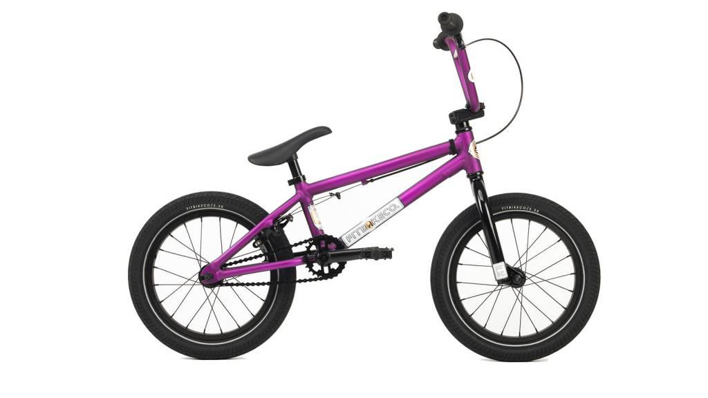 """Fit 2018 Fit Misfit 16"""" Plum Complete Bike"""