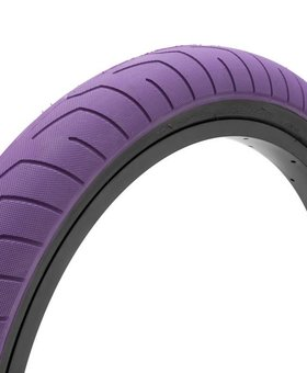 "Kink 20x2.4"" Kink Sever Purple w/Black Wall Tire"
