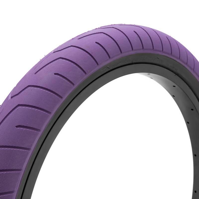 """Kink 20x2.4"""" Kink Sever Purple w/Black Wall Tire"""