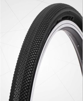 "Vee Tire Co. 20x1-1/8"" Vee Rubber Speedster Black Tire"