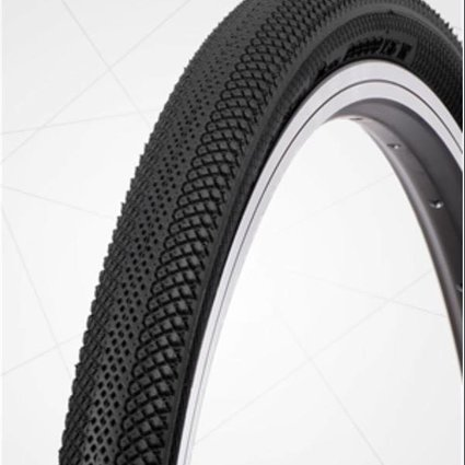 "Vee Tire Co. 20x1.5"" Vee Rubber Speedster Black Tire"