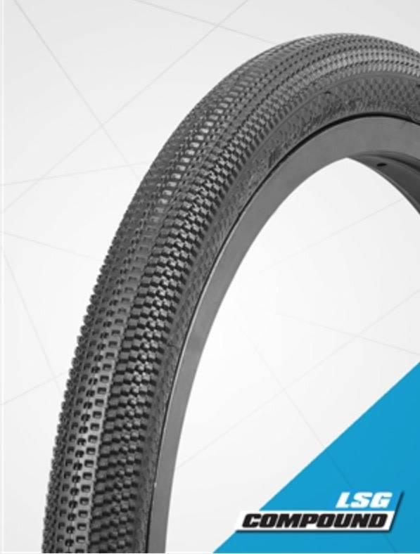 "Vee Tire Co. 24x1-1/8"" Vee Rubber Mk3 Black Tire"