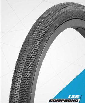 "Vee Tire Co. 24x1.75"" Vee Rubber Mk3 Black Tire"