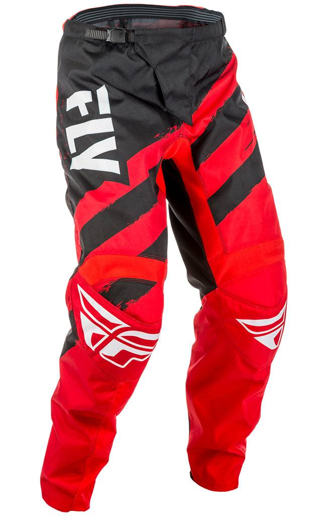Fly Racing 2018 Fly Racing F-16 Red/Black Size 26 Pants