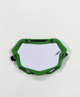Tangent Products Tangent 3D Ventril Mini Green Number Plate