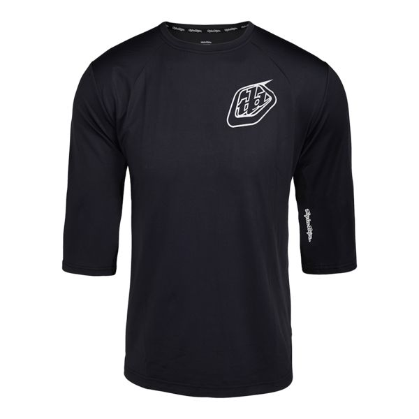 Troy Lee Designs Troy Lee Compound 3/4 Black XLarge Jersey
