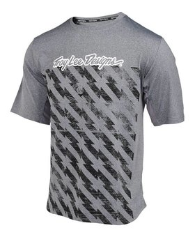 Troy Lee Designs Troy Lee Compound S/S Bolt Heather Gray M Jersey
