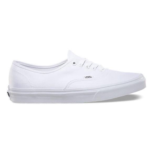 Vans Vans Authentic True White Shoes