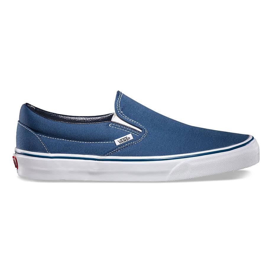 Vans Vans Slip-On Navy Shoes