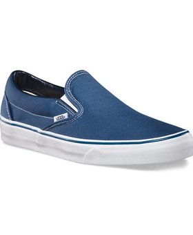 Vans Vans Slip-On Navy Shoes