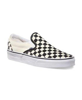 Vans Vans Slip-On Black/White Checkerboard Shoes