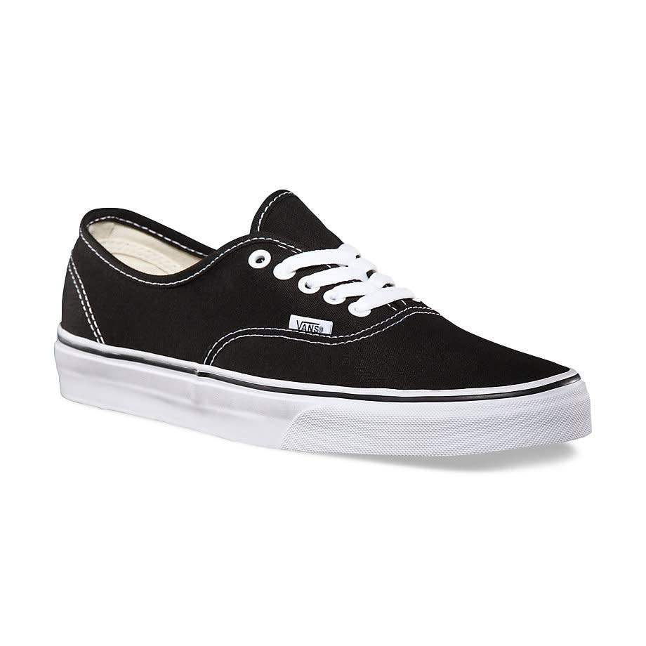 Vans Vans Authentic Black Shoes