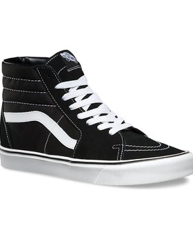 Vans Vans SK8-HI Black/White Shoes