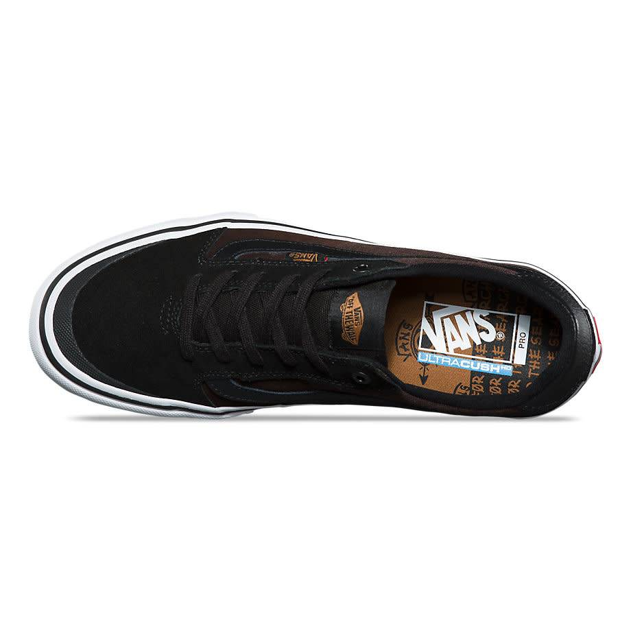 Vans Vans Style 112 Pro Black/Mole (Dakota Roche) Shoes