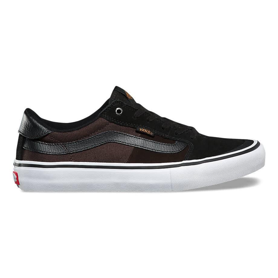 Vans Vans Style 112 Pro Black/Mole (Dakota Roche) Shoes