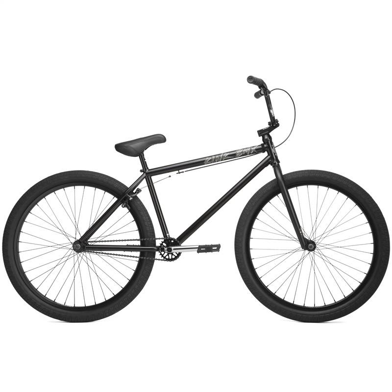"Kink 2019 Kink Drifter 26"" Matte Guinness Black Bike"
