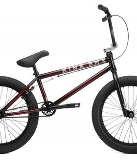 Kink 2019 Kink Gap Gloss Trans Black Cherry Friction Fade Bike